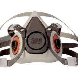 6200 – Semimáscara Reutilizable tamaño mediano