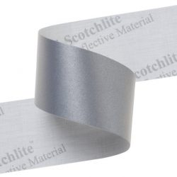 8912 ScotchLite Silver Fabric 25,4mm
