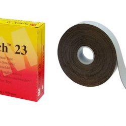 Scotch 23 Cinta Autosoldable Media Tensión (19mm x 9,14m)