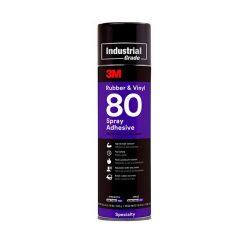 Adhesivo para Gomas y Vinilos en aerosol 80 – 710ml