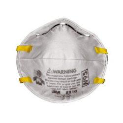 8210 – Respirador para partículas N95