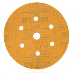 Disco Hookit Gold 236U PN01080 Grano 150