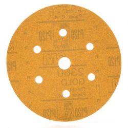 Disco Hookit Gold 236U PN01081 Grano 120